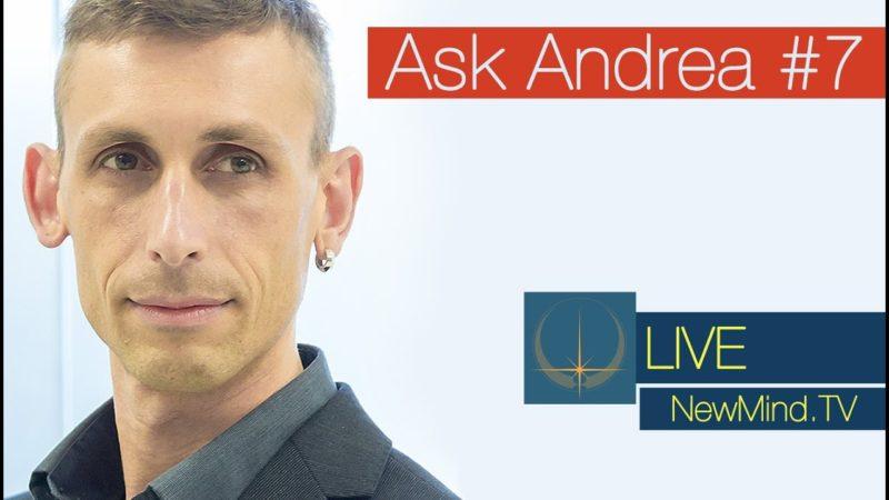 Ask Andrea #7 – Tra felicità, bisogno e desiderio – responsabilità e colpa