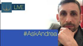 Ask Andrea – LIVE