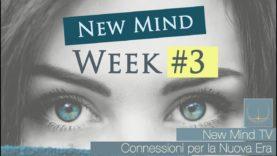 New Mind Week #3 – Preghiera – Vivere da GUERRIERI