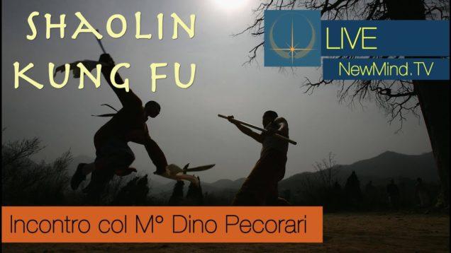 Shaolin Kung Fu – Incontro col M° Dino Pecorari
