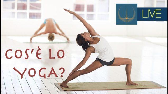 Yoga: cos'è? A cosa serve? E' utile per l'Essere Umano di oggi?