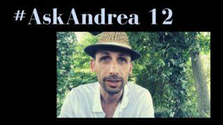 #AskAndrea 12