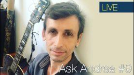 #AskAndrea #9