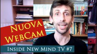Nuova WebCam – AUKEY 1080p Full HD – Inside New Mind TV #7