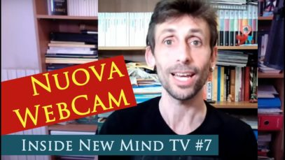 Nuova WebCam – AUKEY 1080p Full HD – Inside New Mind TV #7