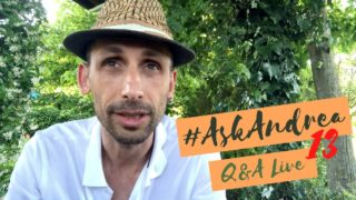 #AskAndrea 13
