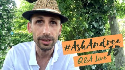 AskAndrea #15