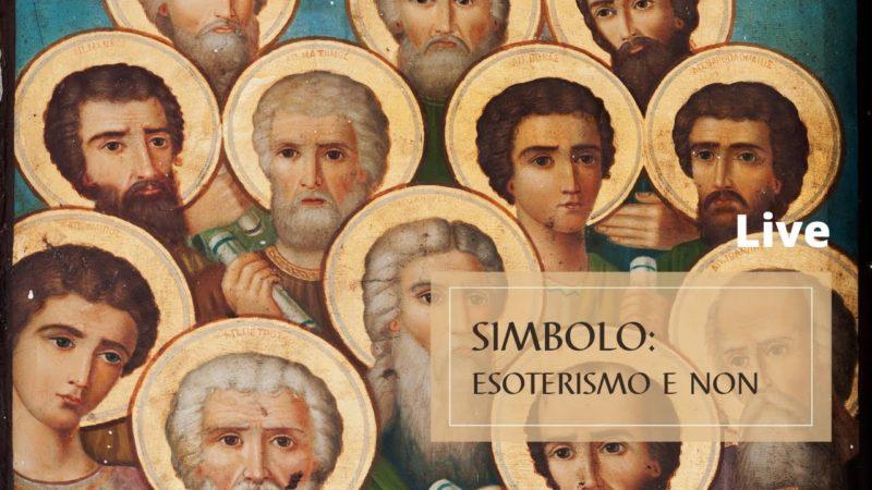 Simbolo: esoterismo o no?