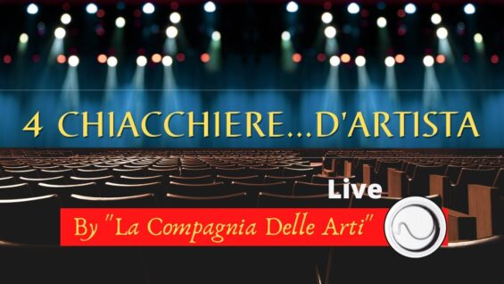 4 Chiacchiere…d'Artista