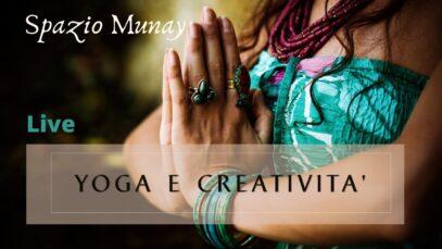 Lo Yoga e la Creatività