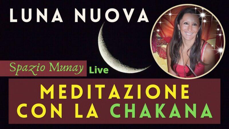 Meditazione di Luna Nuova