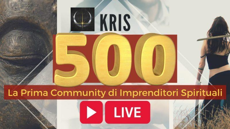 KRIS – Special Leaders: più di 500 Membri